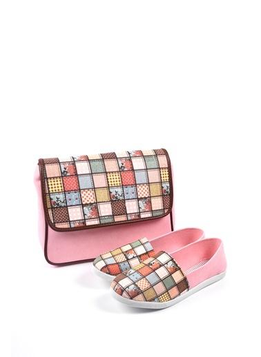Ayakkabı&Çanta Seti Sapin